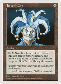 Jester's Cap (Oversized)