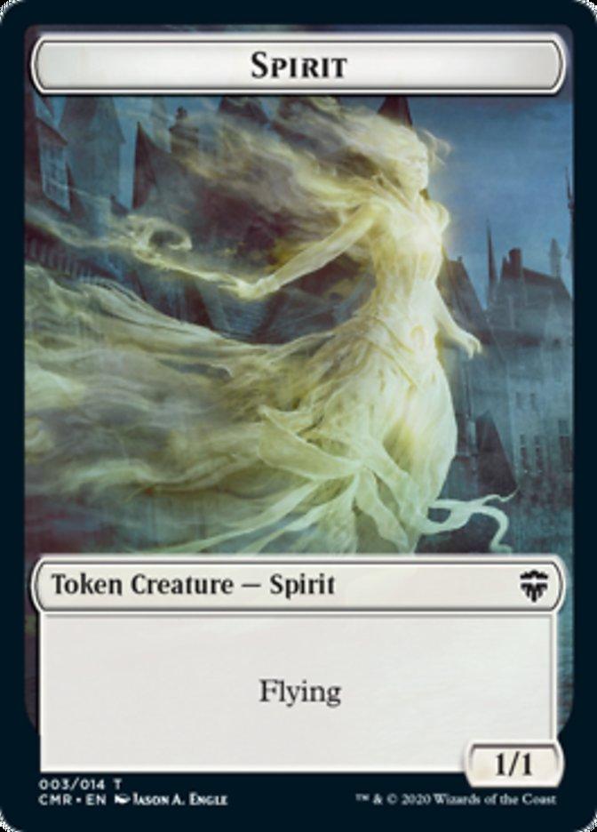 Spirit // Thrull Double-sided Token