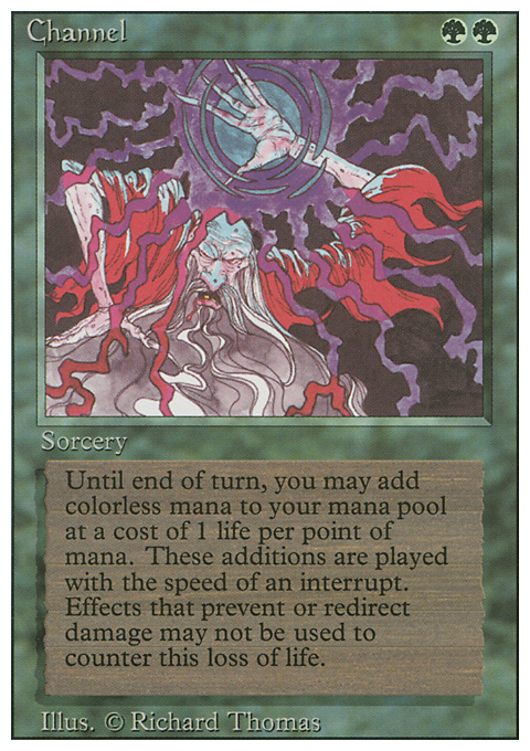 Channel original card image