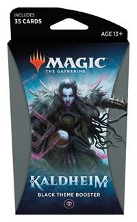 Kaldheim - Theme Booster [Black]