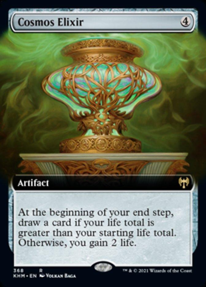 Cosmos Elixir (Extended Art)