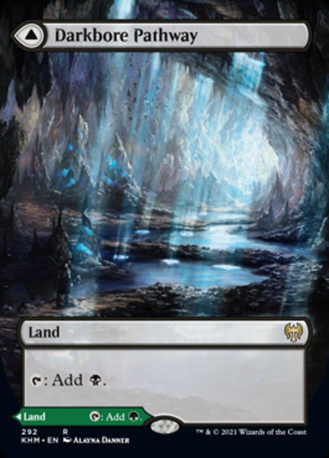 Darkbore Pathway (Borderless)