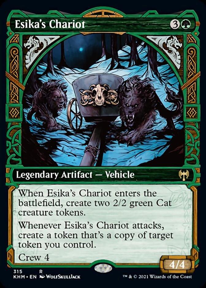 Esika's Chariot (Showcase)