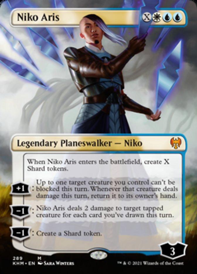 Niko Aris (Borderless)