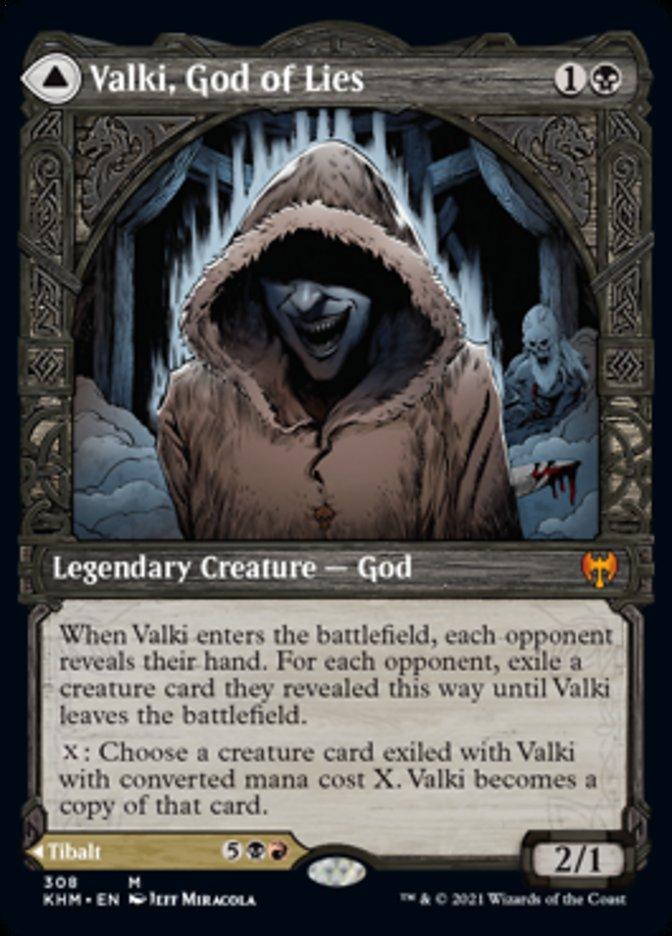 Valki, God of Lies (Showcase)