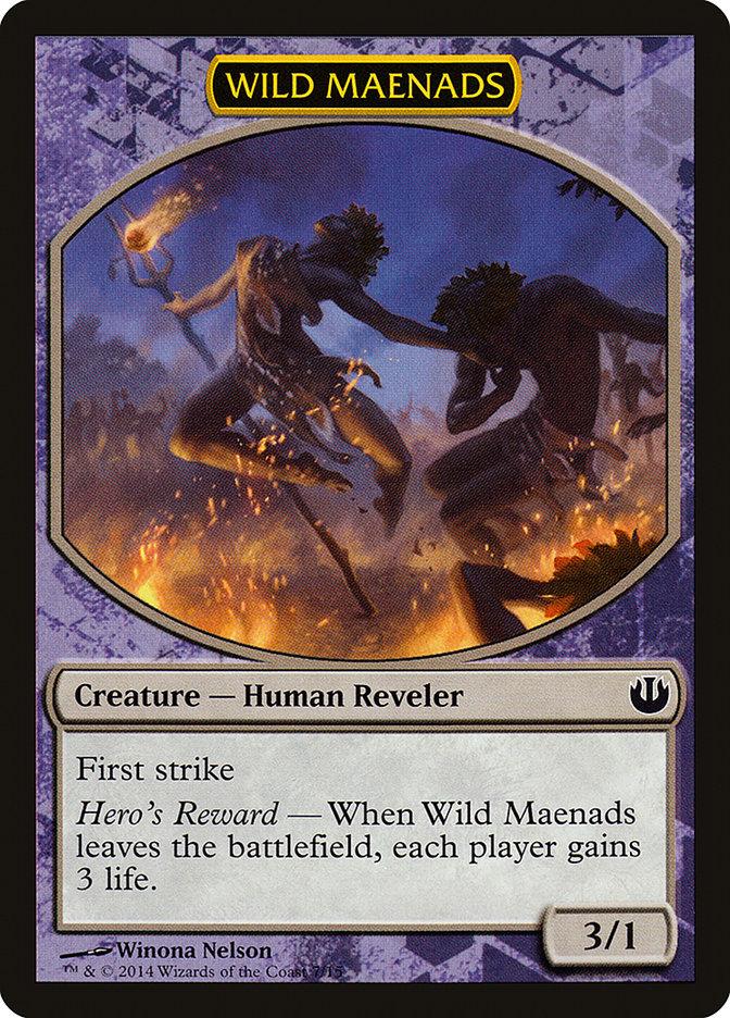 Wild Maenads