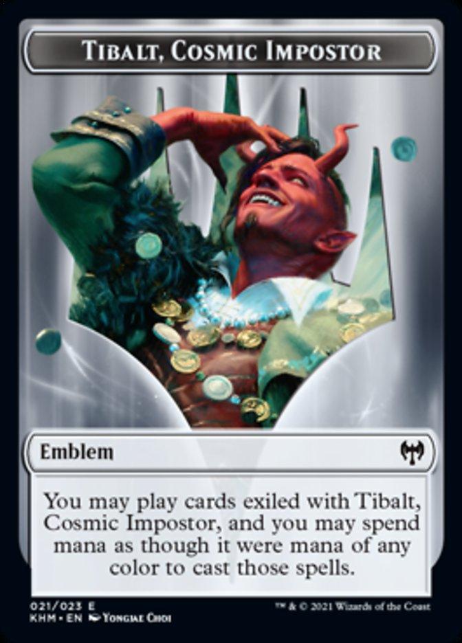 Emblem - Tibalt, Cosmic Impostor