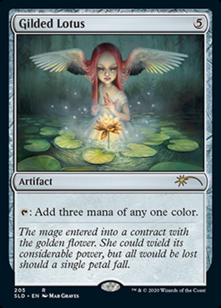 Gilded Lotus