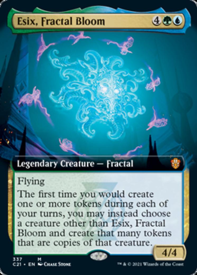 Esix, Fractal Bloom (Extended Art)