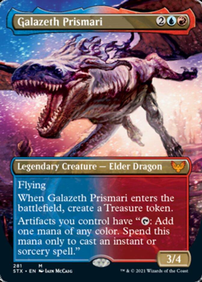 Galazeth Prismari (Borderless)