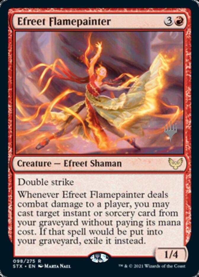 Efreet Flamepainter