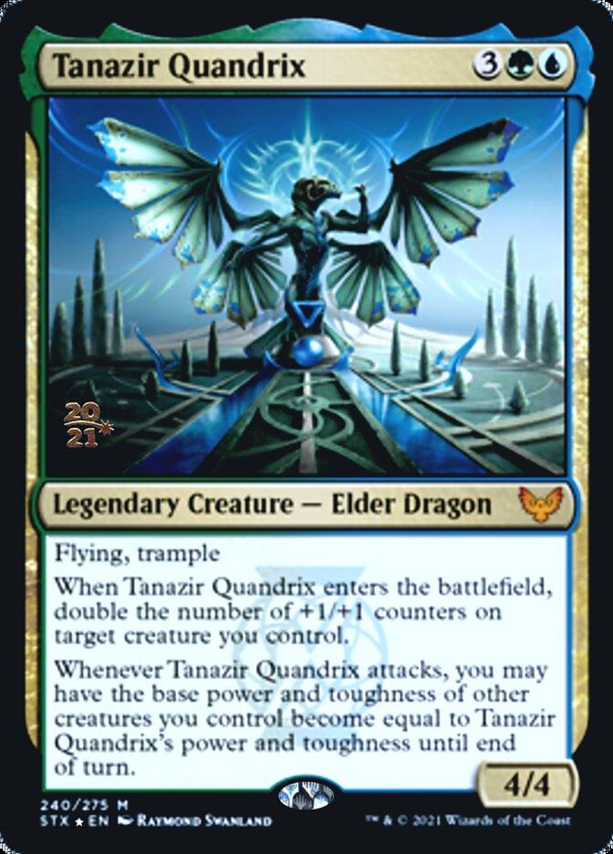 Tanazir Quandrix