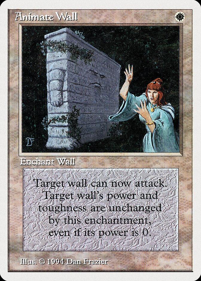 Animate Wall