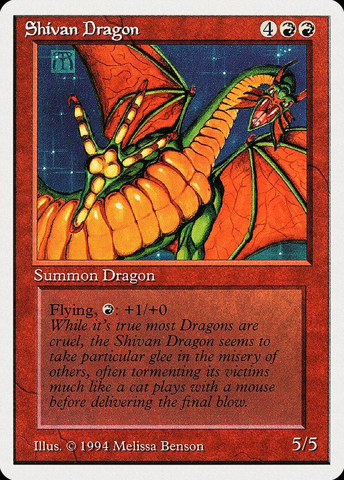 Shivan Dragon