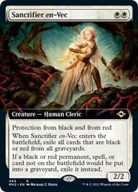 Sanctifier en-Vec (Extended Art)