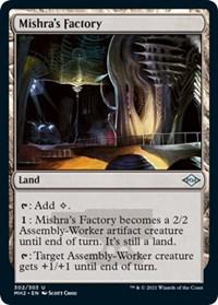 Mishra's Factory (Foil Etched)