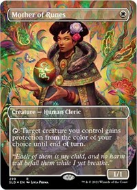 Mother of Runes (299) card from Secret Lair Drop Series