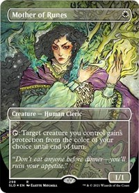 Mother of Runes (298) card from Secret Lair Drop Series
