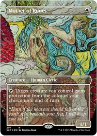 Mother of Runes (297) card from Secret Lair Drop Series