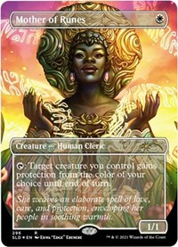 Mother of Runes (296) card from Secret Lair Drop Series