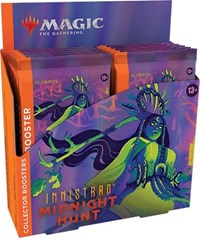 Innistrad: Midnight Hunt - Collector Booster Display