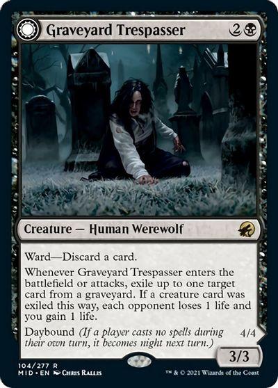 Graveyard Trespasser