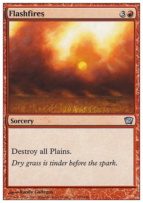Flashfires