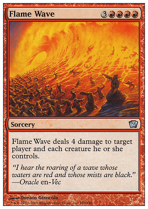 Flame Wave