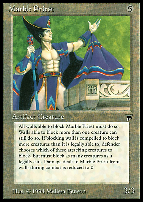 Marble Priest