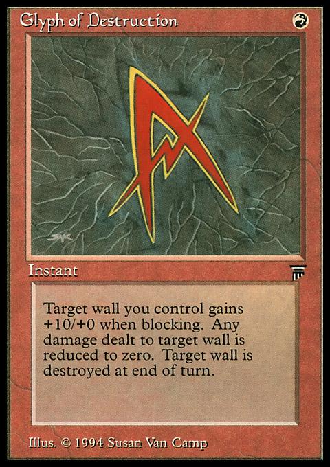 Glyph of Destruction