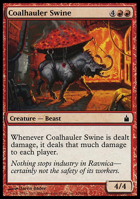 Coalhauler Swine