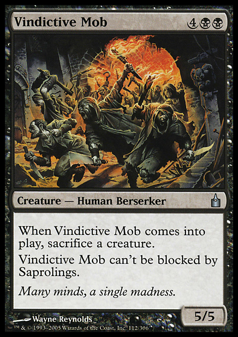 Vindictive Mob