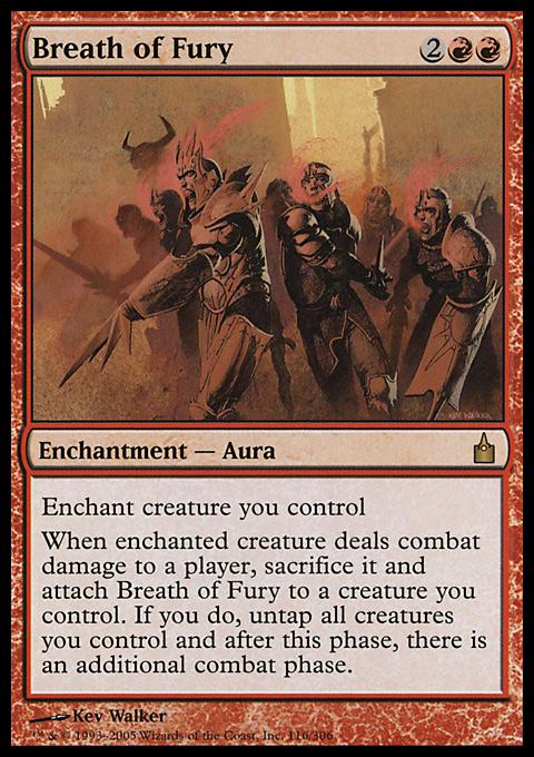Breath of Fury