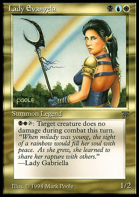 Lady Evangela