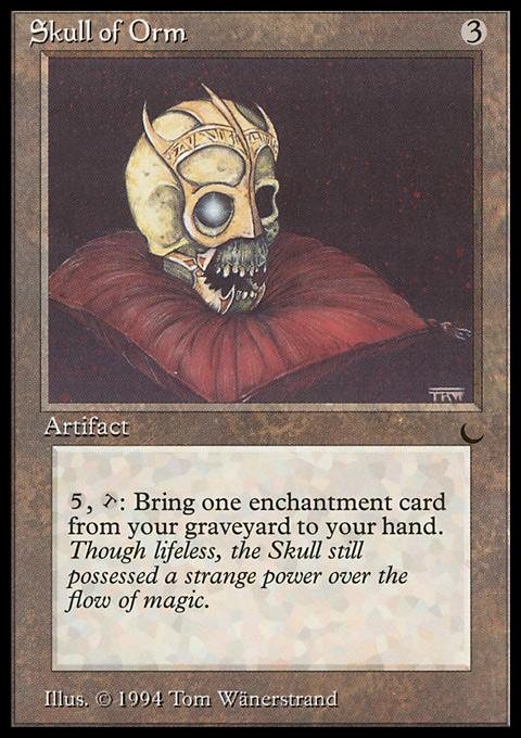 Skull of Orm