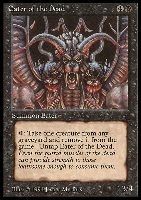 Eater of the Dead