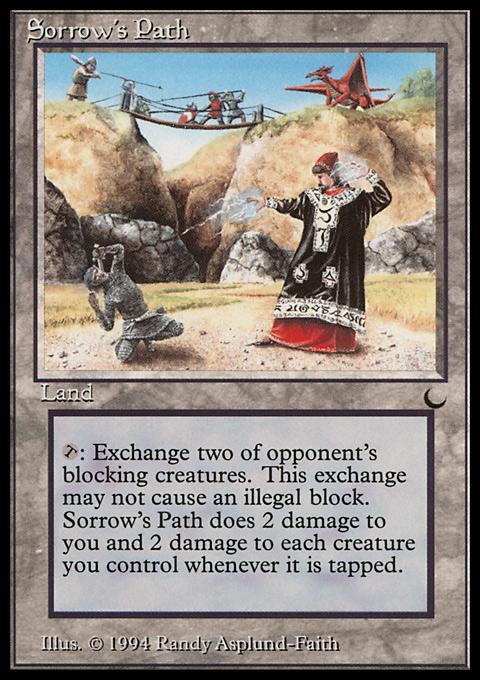 Sorrow's Path
