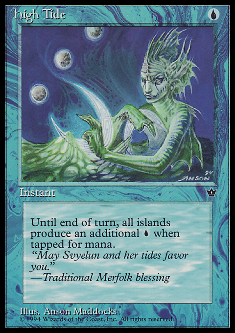 High Tide (Merfolk)