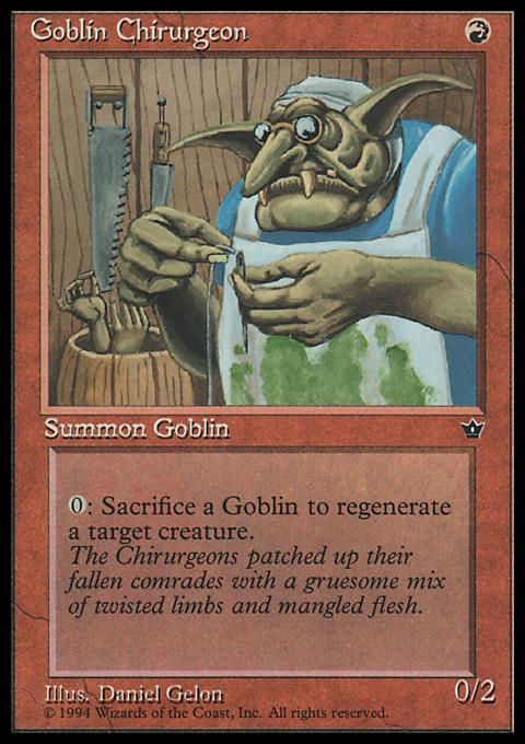 Goblin Chirurgeon
