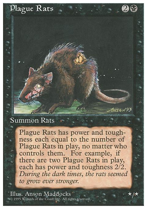 Plague Rats