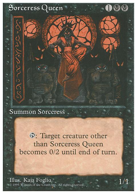 Sorceress Queen