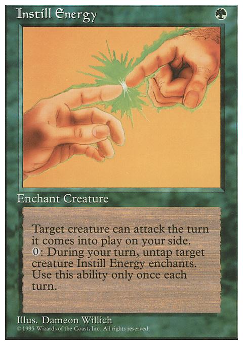 Instill Energy