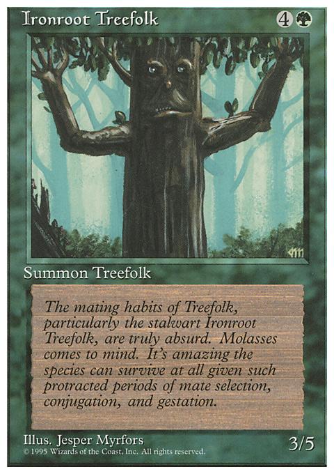 Ironroot Treefolk