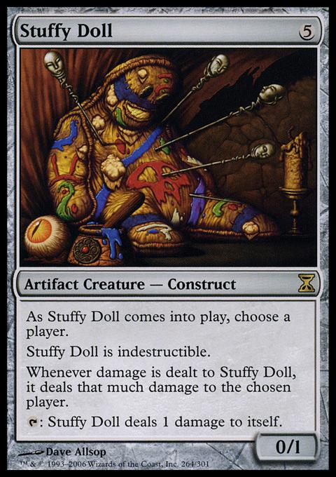 Stuffy Doll