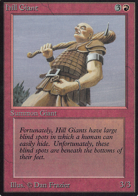 Hill Giant