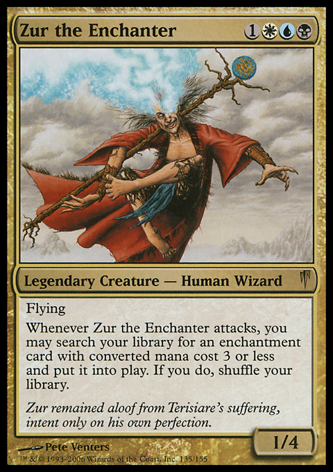 Zur the Enchanter original card image