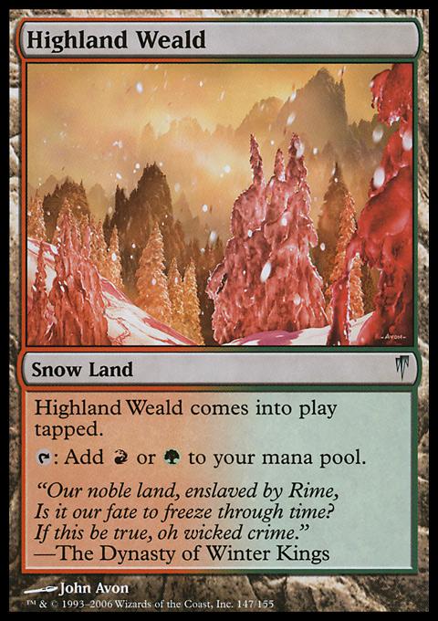 Highland Weald
