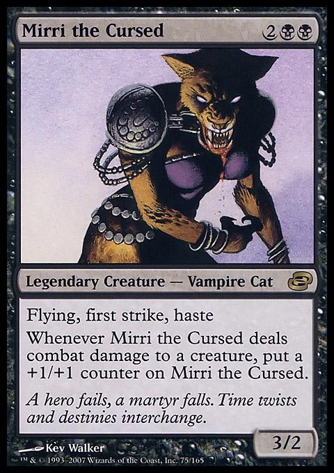 Mirri the Cursed