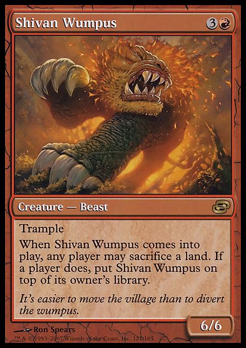Shivan Wumpus