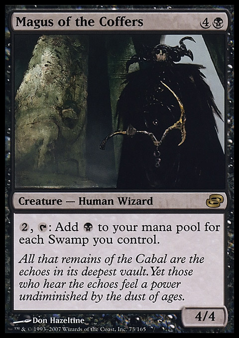 Magus of the Coffers card from Planar Chaos